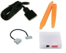Corvette Bluetooth Android iPhone iPod streaming music kit. 97-04 radio (trunk)