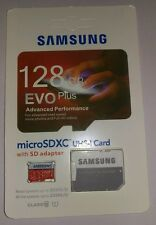 Samsung Evo Plus mc 128gb Class 10 Micro SD Card with Adapter!