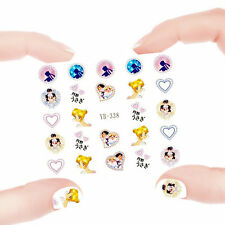 Nail Art Manicure Water Transfer Decal Sticker Sailor Moon YB338