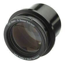 Carl Zeiss S-Tessar 300mm 5.6 Lens Head