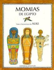 Momias de Egipto = Mummies in Egypt, Brandenberg, Aliki, Aliki, Good Book
