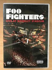Foo Fighters - Live At Wembley Stadium ~ Rock Pop Live Concert | UK DVD
