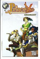 PRINCELESS: PIRATE PRINCESS # 1 (ACTION LAB, RARE SOOJIN PAEK VARIANT), NM NEW