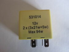 6 Pin 12v  Flasher/Relay Control Unit - Max 94w - Suits Vauxhall/GM
