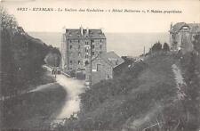 CPA 22 ETABLES LE VALLON DES GODELINS HOTEL BELLEVUE
