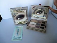 Too Faced Matte Eye Shadow Collection 3 x 2g + 6 x 0.9g  -  Boxed