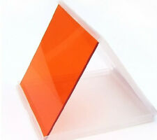 Orange Square Full color Filter For Cokin P Series Color Conversion