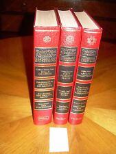 Reader's Digest 3 Bände (aus 1980/1984/1986) Auswahlbücher Bestseller Deko