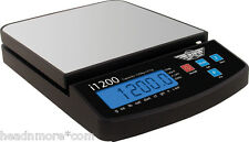 MyWeigh iBALANCE1200 Digitalwaage Feinwaage 1200g / 0,1g Küchenwaage MW i1200