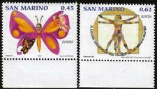 SAN MARINO MNH 2006 Eurostamps - Integration