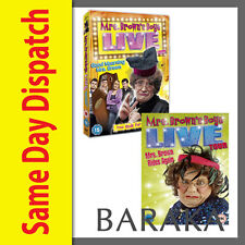 MRS BROWNS BOYS LIVE TOUR: GOOD MOURNING MRS BROWN RIDES AGAIN DVD R4 BROWN'S