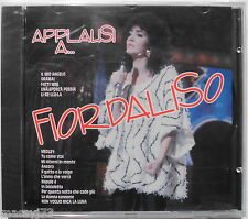 FIORDALISO APPLAUSI CD SIGILLATO  SEALED