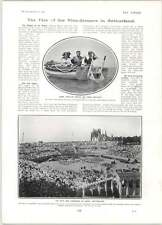 1905 Vine Dressers Festival Switzerland Pearson Children's Fresh Air Fund