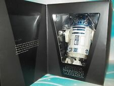 "star wars medicom japanese high detail 12"" 1/6 scale 2010 r2-d2 figure -in USA"