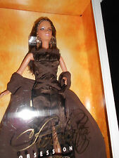 CHOCOLATE OBSESSION (SILVER LABEL) 2004 BARBIE DOLL FOR AGES 6YRS +