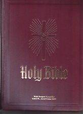 Holy Bible The Heirloom Family Bible Catholic New American Bible Revised E1-44