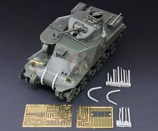 Royal Model 1/35 M3 Lee Tank Detail Set WWII (Academy / Tamiya / AFV Club) 604