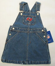 Tampa Bay Buccaneers Reebok Toddler Jean Skirt Jumper Size 2T