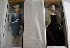 Lot of 2 Gene Dolls: Hello Hollywood Hello & Sparkling Seduction