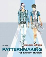 New-Patternmaking for Fashion Design by Armstrong 5 ed-International Edition