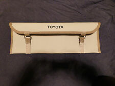 Genuine Toyota Landcruiser FJ40 Tool Bag New NOS HJ47 BJ42 FJ45 HJ45 FJ45 FJ55