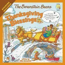Berenstain Bears/Living Lights: The Berenstain Bears Thanksgiving Blessings...