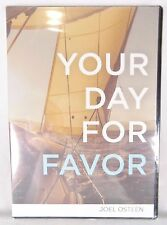 NEW!~JOEL OSTEEN MINISTRIES~YOUR DAY FOR FAVOR~3 pc. MESSAGE CD/DVD SET/SERIES