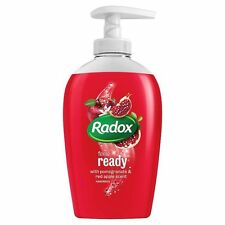 Radox Feel Ready Handwash Pomegranate & Red Apple Scent 250ml