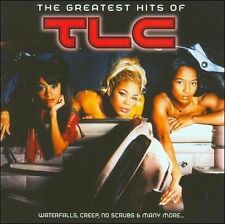 Greatest Hits by TLC (CD, Apr-2008, Sony BMG)