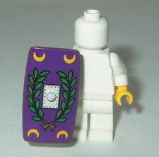 SHIELD Lego Compatible Roman Shield Purple Leaf/Branch pattern  NEW (stk)