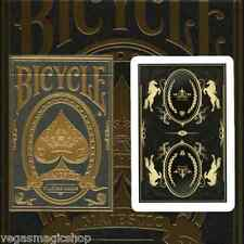 Majestic Deck Bicycle Playing Cards Poker Size USPCC Limited Ed. Elite Sealed