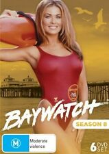 Baywatch Season 8 (2016, DVD NIEUW)6 DISC SET