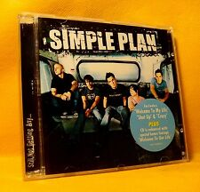 CD Simple Plan Still Not Getting Any... 11TR + Video 2004 Enhanced CD Pop Rock