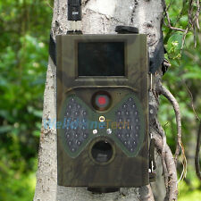 HC300M Digital Hunting Trail Camera Video Scouting Infrared HD 12MP MMS GSM Cam