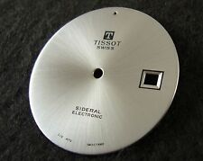 New Old Stock TISSOT Sideral Electronic DIAL w/ Date Aperture