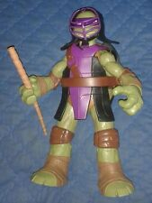 2014 GIGANTE Donatello Ninja in formazione completa TEENAGE MUTANT NINJA TURTLE TMNT