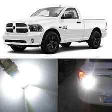 Alla Lighting Back-Up Light 7440 LED Bulb for 2013~16 Ram 1500 2500 w/ Projector