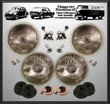 "Hillman Avenger Tiger 5 & 3/4"" Sealed Beam Halogen Conversion Headlight Kit"