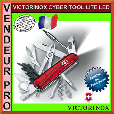COUTEAU SUISSE VICTORINOX CYBER TOOL LITE CYBERTOOL 36 OUTILS ROUGE 1.7925.T