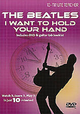10-Minute Teacher: The Beatles - I Want To Hold Your Hand, Omnibus Media, New Bo
