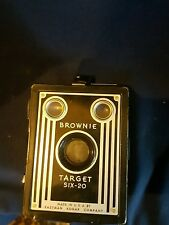 Eastman Kodak Company VINTAGE Brownie Target Six-20 Camera