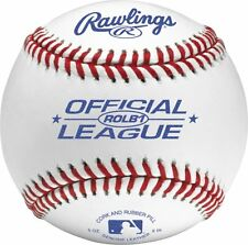 Rawlings Official Major Leauge Baseball Baseballs Blemish Balls Brand New Nice
