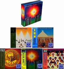 "Earth Wind & Fire ""I 'am"" JAPAN MINI LP 6 BLU-spec CD (5 titles) BOX"