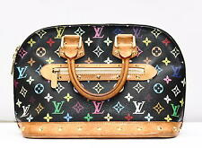 ORIGINALE Louis Vuitton Alma Monogram canvas multicolor BORSA VINTAGE
