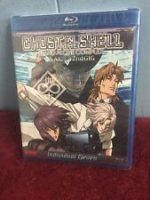 Bandai Ghost In The She'll Stand Alone Complex Blue Ray