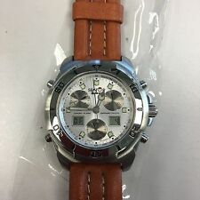 Sector 250 Chronograph Alarm Watch with digital display