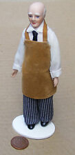 1:12 Victorian Shop Keeper Handyman Dolls House Miniature Kitchen Accessory 148