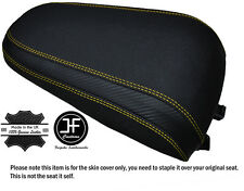 GRIP CARBON YELLOW ST CUSTOM FITS YAMAHA MT 03 06-14 REAR SEAT COVER
