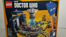 Lego Idea Doctor Who 21304 623 pcs Brand New Sealed