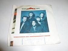 """HUNTER - Dreams of Ordinary Men - 1987 UK 2-track 7"""" vinyl single"""